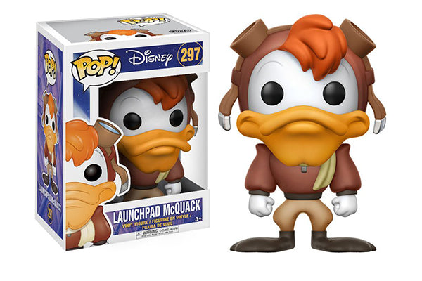 Launchpad McQuack (Darkwing Duck) 297
