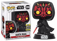 > Darth Maul 299 - 2019 Galactic Convention Exclusive
