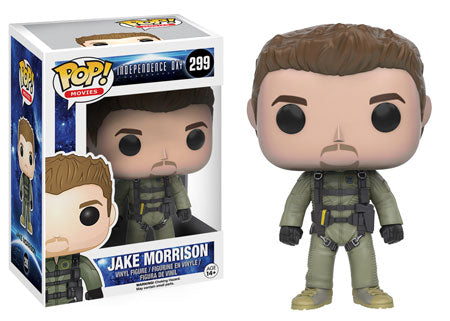 Jake Morrison (Independence Day Resurgence) 299  [Damaged: 7.5/10]