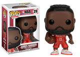 > James Harden (Houston Rockets, NBA) 29