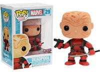 Deadpool (Unmasked, Red) 29 - Previews Exclusive  [Damaged: 7.5/10]