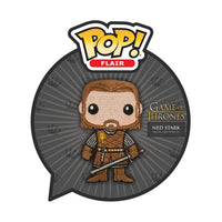 Pop Flair Iron-On Patches Game of Thrones - Ned Stark