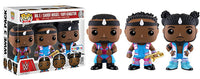 Big E/Xavier Woods/Kofi Kingston (The New Day, WWE) 3-Pack - Toys R Us Exclusive [Damaged: 7/10]