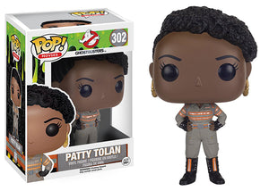 Patty Tolan (Ghostbusters) 302 **Vaulted**  [Damaged: 7/10]