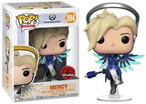 Mercy (Cobalt, Overwatch) 304 - EB Games Exclusive  [Damaged: 7.5/10]