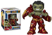 Hulk Busting Out of Hulkbuster (6-inch, Avengers Infinity War) 306 - GameStop Exclusive  [Condition: 7.5/10]