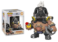 Roadhog (6-inch, Overwatch) 309  [Damaged: 7/10]