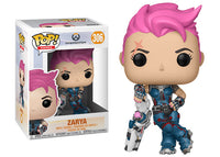 Zarya (Overwatch) 306  [Damaged: 7.5/10]