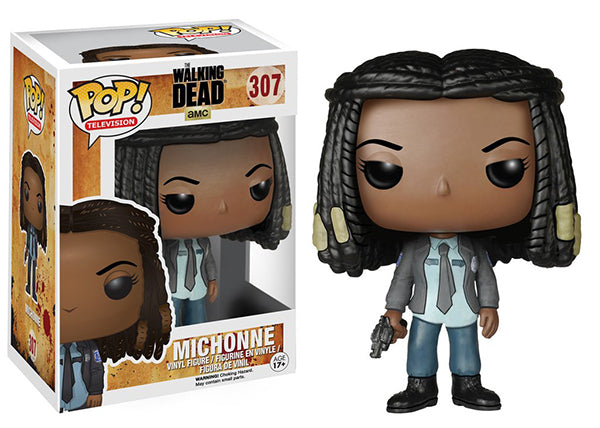 Michonne (The Walking Dead) 307 **Vaulted** Pop Head