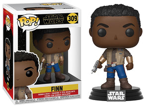 Finn (Rise of Skywalker)  309  [Damaged: 7.5/10]