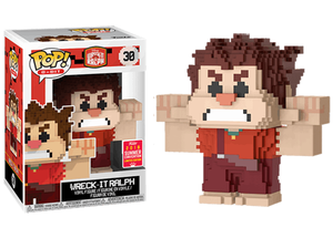 Wreck-It Ralph (8-Bit) 30 - 2018 Summer Convention Exclusive  [Damaged: 7.5/10]