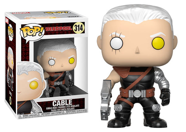 Cable (Deadpool) 314  [Damaged: 7.5/10]