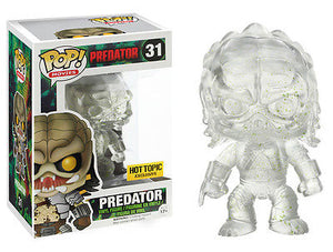 Predator (Clear, Bloody) 31 - Hot Topic Exclusive [Damaged: 7.5/10]
