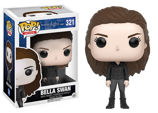 Bella Swan (Twilight) 321 Pop Head