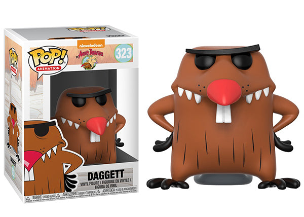 Daggett (The Angry Beavers) 323  [Damaged: 7/10]