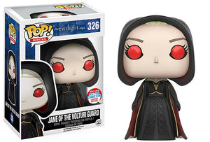 Jane of the Volturi Guard (Hooded, Twilight) 326 - 2016 NYCC Exclusive Pop Head