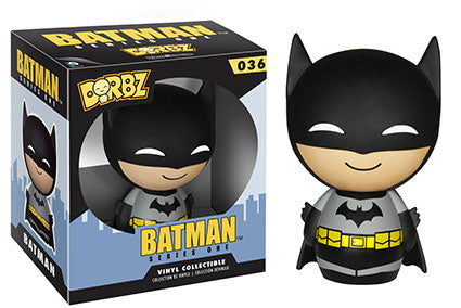 Dorbz Batman (Black Suit) 036
