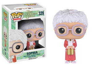 Sophia (Golden Girls) 329 Pop Head