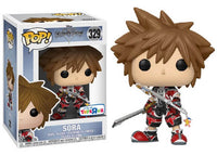 Sora (Brave Form, Kingdom Hearts) 329 - Toys R Us Exclusive  [Damaged: 7.5/10]