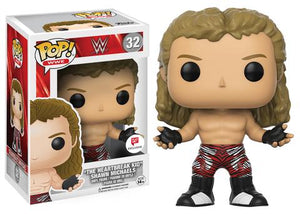 """The Heartbreak Kid"" Shawn Michaels (WWE) 32 - Walgreens Exclusive"