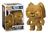 Werewolf (8-Bit, Altered Beast, Gold) 32 - Gamestop Exclusive  [Damaged: 7.5/10]