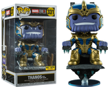 Thanos with Throne 331 - Hot Topic Exclusive