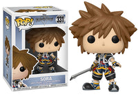 Sora (Kingdom Hearts) 331 [Damaged: 6/10]