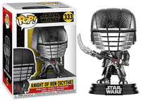 Knight of Ren (Scythe, Hematite Chrome) 333