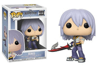 Riku (Kingdom Hearts) 333  [Damaged: 6/10]