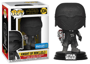Knight of Ren (Arm Canon, Star Wars) 334 - Walmart Exclusive  [Damaged: 7.5/10]