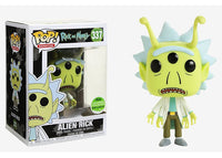 Alien Rick (Rick & Morty) 337 - 2018 Spring Convention Exclusive