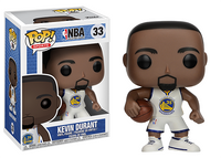 Kevin Durant (Golden State Warriors, NBA) 33