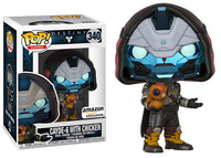 Cayde-6 w/ Chicken (Destiny) 340 - Amazon Exclusive  [Damaged: 7.5/10]