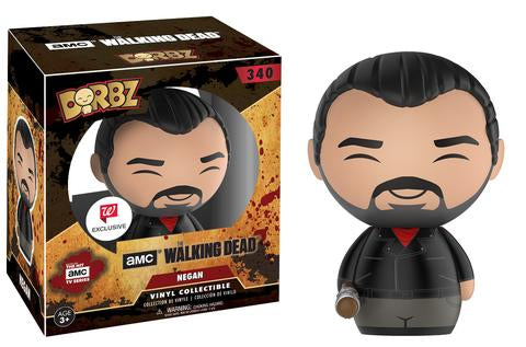 Dorbz Negan (The Walking Dead) 340 - Walgreens Exclusive  [Damaged: 7/10]