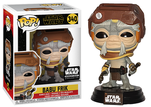 Babu Frik (Rise of Skywalker) 340 - Smuggler's Bounty Exclusive  [Damaged: 7.5/10]