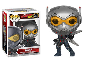 Wasp (Ant-Man and the Wasp) 341  [Damaged: 7/10]