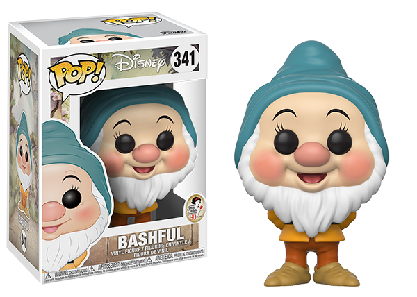 Bashful (Snow White) 341  [Damaged: 7/10]
