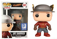 Jay Garrick (Flash) 341 - Legion of Collectors Exclusive Pop Head