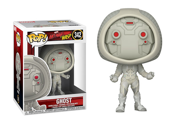 Ghost (Ant-Man and the Wasp) 342  [Damaged: 7.5/10]