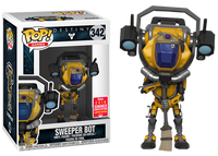Sweeper Bot (Destiny) 342 - 2018 Summer Convention Exclusive  [Damaged: 7.5/10]