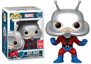Ant-Man (Classic) 350 - 2018 Summer Convention Exclusive  [Damaged: 7.5/10]