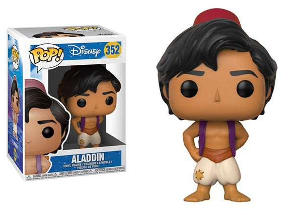 Aladdin 352  [Damaged: 7/10]