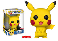 Pikachu (10-Inch, Pokemon) 353 - Target Exclusive  [Condition: 6.5/10]
