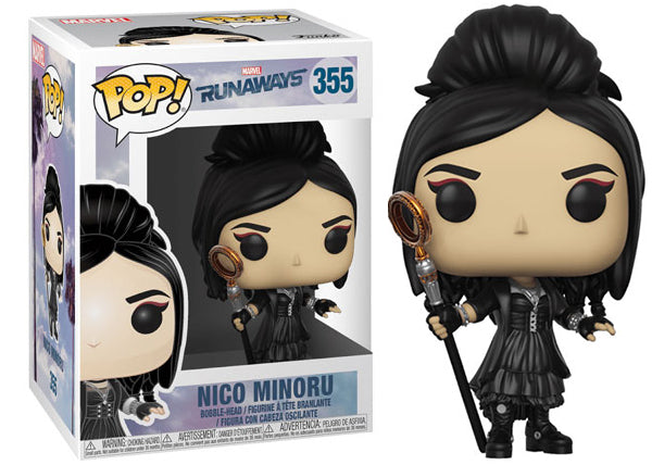 Nico Minoru (Runaways) 355 [Damaged: 7.5/10]
