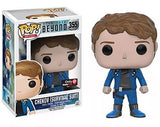Chekov (Survival Suit, Star Trek Beyond) 355 - Gamestop Exclusive Pop Head