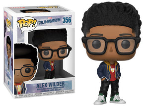 Alex Wilder (Runaways) 356