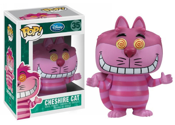 Cheshire Cat (Disney Store, Alice in Wonderland) 35  [Condition: 6/10]