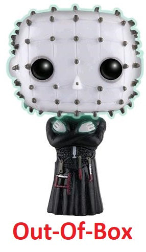Out-Of-Box Pinhead (Glow in the Dark, Hellraiser) 360 - Hot Topic Exclusive