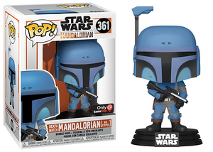 Death Watch Mandalorian (No Stripes, Mandalorian) 361 - GameStop Exclusive  [Damaged: 7/10]