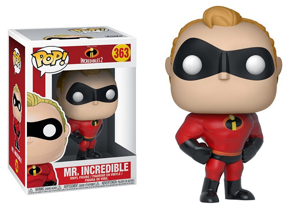 Mr. Incredible (The Incredibles 2) 363